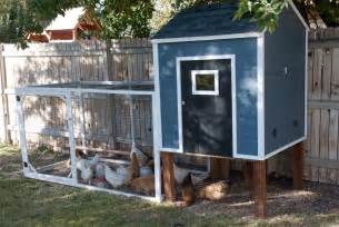 remodelaholic diy chicken coop with attached storage shed