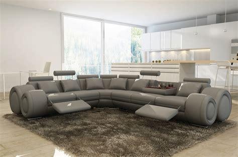 canapé cuir gris clair canape cuir gris clair maison design modanes com