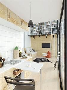 Deux Maximums Shop : libreria a parete 25 idee di design per arredare il soggiorno ~ Markanthonyermac.com Haus und Dekorationen