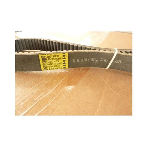 becker antriebe belt rhl36 13x1180lw motionsurplus