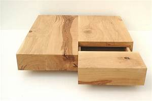 Table Basse Bois Brut : table basse bois brut design ~ Melissatoandfro.com Idées de Décoration