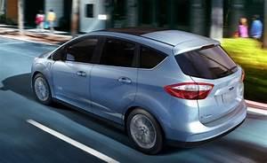 Review  2013 Ford C-max Energi