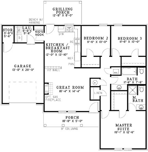 Hip Roof Plans by Sleek Hip Roof Design 59255nd Architectural Designs