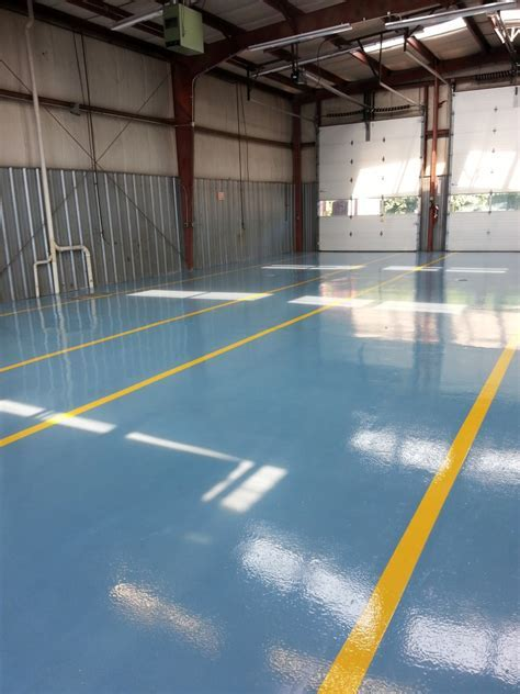 Shop Floor   Philadelphia Epoxy