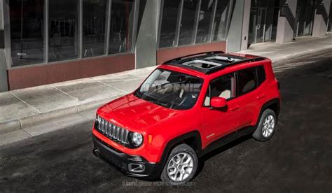 jeep baby 2015 jeep baby suv leaks will be called renegade update