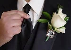 corsage for homecoming square photo boutonniere pin groom of the