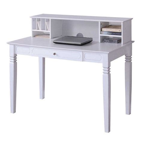 white desk with wood top white wood desks painting