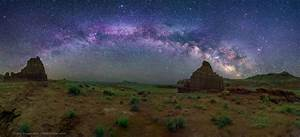 Monument Valley Milky Way NASA - Pics about space