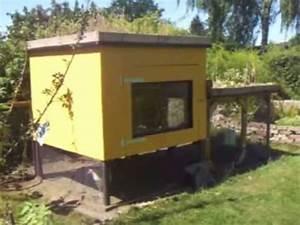 Tomatenhaus Bauen Kostenlos : h hnerstall im garten selbst gebaut youtube ~ Watch28wear.com Haus und Dekorationen