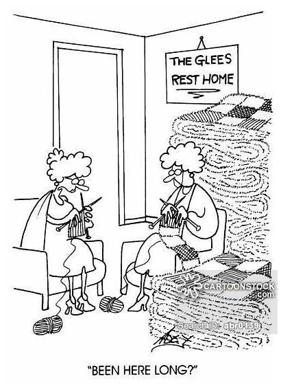 Rest Homes Cartoons Nursing Cartoon Funny Comics