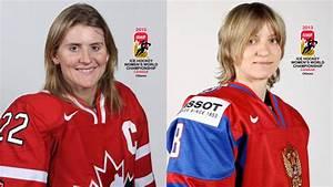 While Russia emerges in women's hockey world, Iya ...