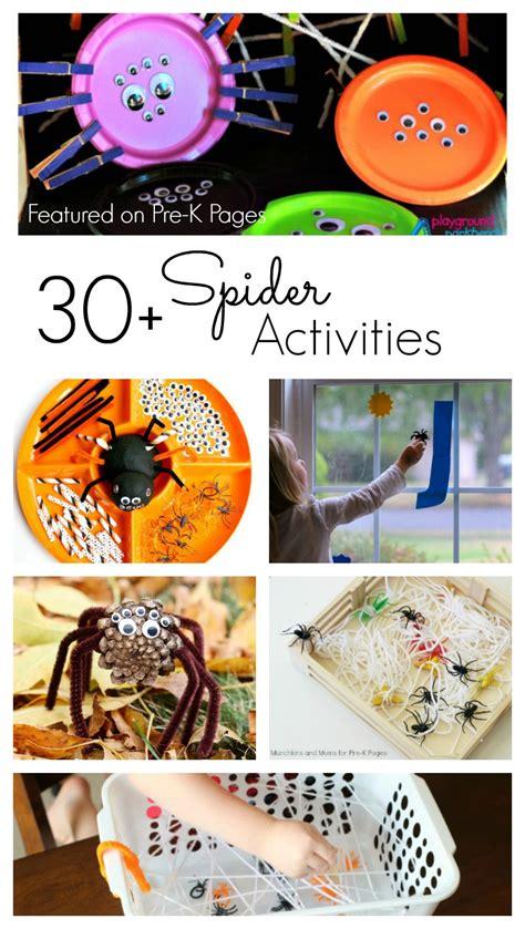spider activities for preschoolers pre k pages 664 | Spider Activities Featured on Pre K Pages