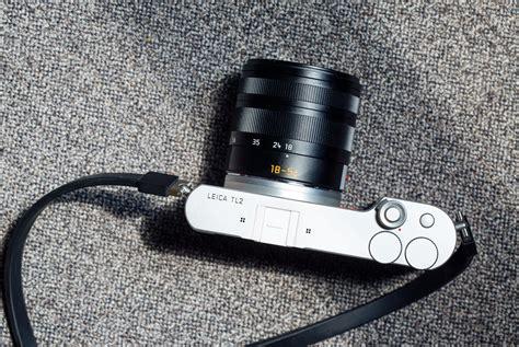 First Look Leica Tl2 Mirrorless Interchangeable Camera
