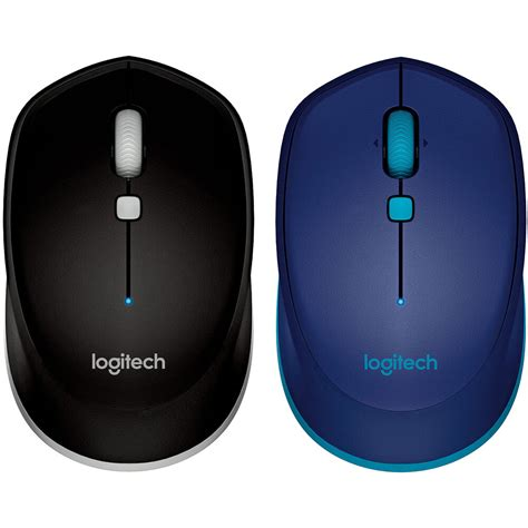 Logitech M535 Bluetooth Wireless Optical Scroll Mouse For