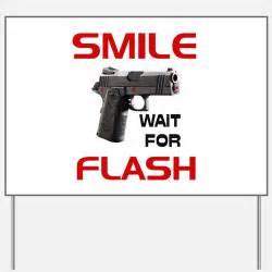 Beware of Owner Gun Signs