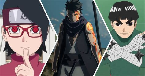 The 16 Most Powerful Boruto Characters Ranked From Weakest