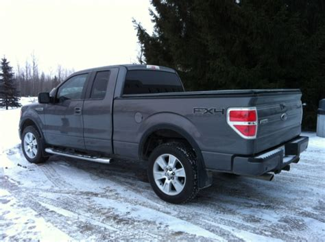 black fx decals sterling grey ford  forum