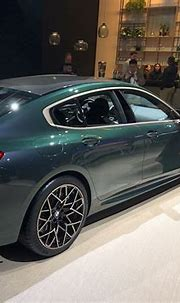 2020 BMW M8 Gran Coupe Revealed at L.A. Auto Show ...