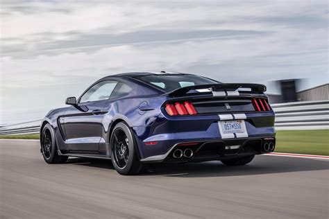 New 2019 Ford Mustang Shelby Gt350 Gets Raceproven