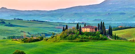Val Dorcia Tuscany Italy