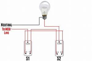 The World Through Electricity  Two Way Switch