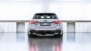 2018 ABT Audi RS4 R Avant 4K 3 Wallpaper HD Car