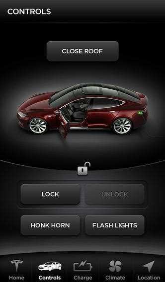 Tesla Car Apps by Tesla S Model S App Is 9to5mac S Best Iphone Application