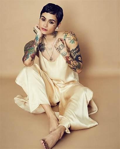 Kehlani Instagram Tattoos Hair Parrish Wallpapers Short