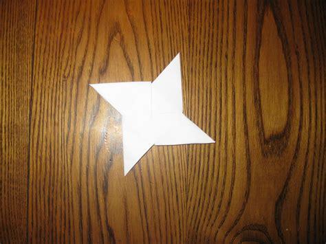 easiest     paper ninja star  steps