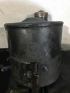 Ford Cummins Power Steering Pump  U0026 Reservoir Assembly F3ht