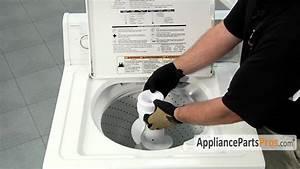 Washer Fabric Softener Dispenser  Part  63580