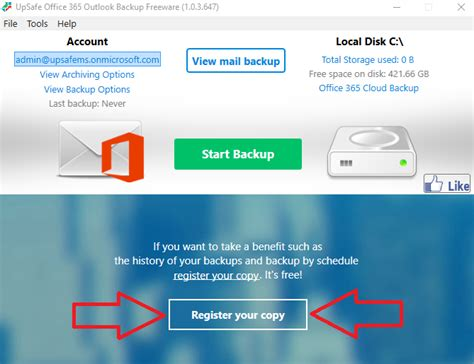 Office 365 Outlook User Guide by User Guide Free Office 365 Outlook Backup Upsafe Help