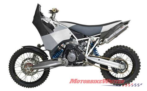 Will Two-wheel-drive Motorcycles Take Off?
