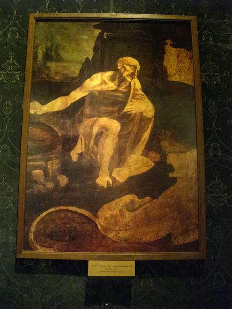 vatican museum pinacoteca art gallery saint jerome