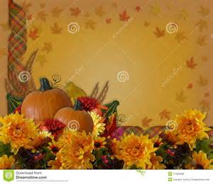 Free Thanksgiving Borders and Backgrounds Fall