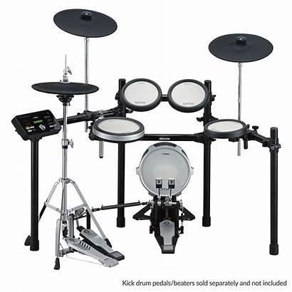 Drum Electronic Yamaha Kits Dtx Dtx502 Pad
