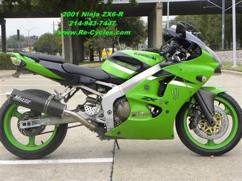 Kawasaki Dallas by Kawasaki Zx6 R Motorcycles For Sale In Dallas