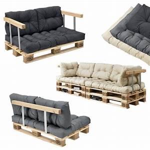 Paletten Couch Kissen : palettenkissen in outdoor paletten kissen sofa polster sitzauflage in garten ~ Orissabook.com Haus und Dekorationen