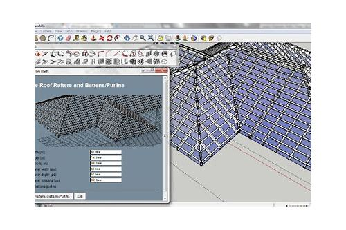 sketchup 8 roof plugins free download