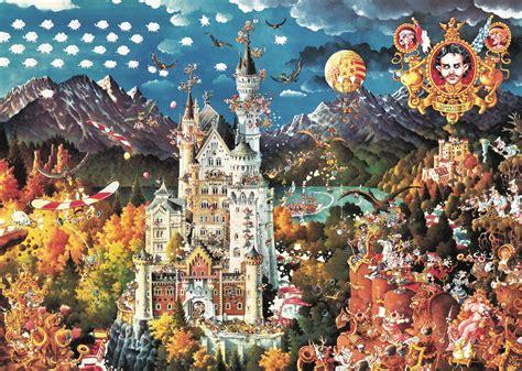 Puzzle Bavaria online kaufen
