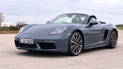 Review Porsche 718 by 2017 Porsche 718 Boxster Review
