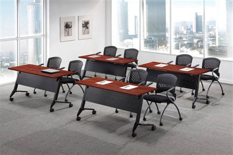 office furniture training room tables flip top nesting tables officesource thrifty office
