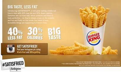 Satisfries Fries Burger King Bk French Fat