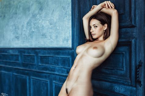Olga Kobzar Full Frontal Nude Nudeshots