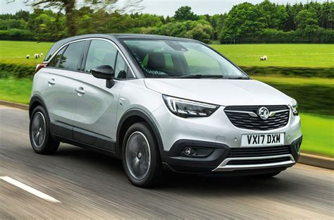 Vauxhall Crossland X Review (2021)   Autocar