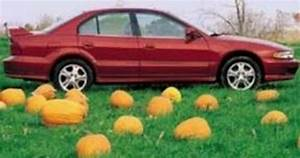 Famous Car Manual  1999 Mitsubishi Galant Electrical