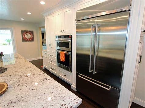 small kitchens designs pictures santa design build white transitional home u 5516