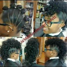 Mohawk Sew In Weave Hairstyles by 659 Best Weaves Sew Ins And Relaxed Hairstyle Ideas