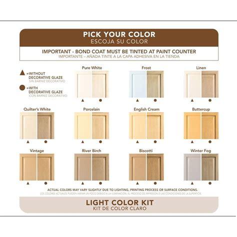 rustoleum cabinet transformations light kit rust oleum cabinet transformations light base refinishing
