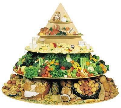 3 pi鐵es cuisine la pirámide alimenticia qué es y para qué sirve
